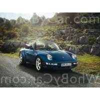 Поколение Porsche 911 IV (993) кабриолет