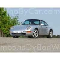 Поколение Porsche 911 IV (993) купе