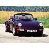 Поколение Porsche 911 III (964) кабриолет