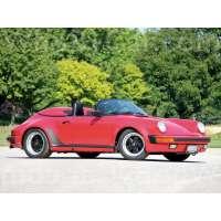 Поколение Porsche 911 II (930) спидстер