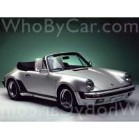 Поколение Porsche 911 II (930) родстер