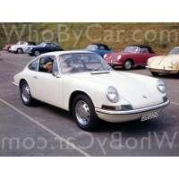 Поколение Porsche 911 I (901, 911) купе