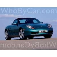 Поколение Porsche Boxster I (986)