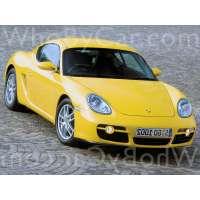 Поколение Porsche Cayman I (987)
