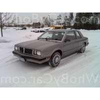 Поколение Pontiac Phoenix II купе