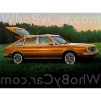 Поколение Pontiac Phoenix II 5 дв. хэтчбек