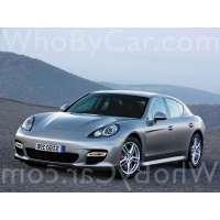 Поколение Porsche Panamera I