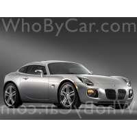 Поколение Pontiac Solstice купе