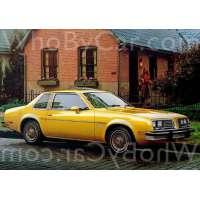 Поколение Pontiac Sunbird II