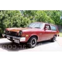 Поколение Pontiac Sunbird I 3 дв. универсал