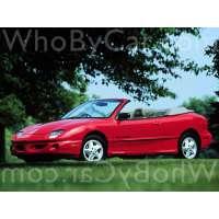 Поколение Pontiac Sunfire кабриолет