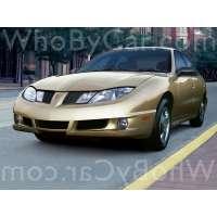 Поколение Pontiac Sunfire седан
