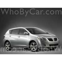 Поколение Pontiac Vibe II