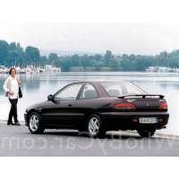 Поколение Proton Wira (400 Series) купе