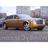 Поколение Rolls-Royce Phantom седан