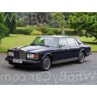 Поколение Rolls-Royce Silver Spur Mark II