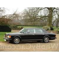 Поколение Rolls-Royce Silver Spur Mark I