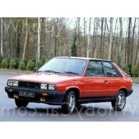 Поколение Renault 11 3 дв. хэтчбек