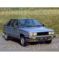 Поколение Renault 11 5 дв. хэтчбек