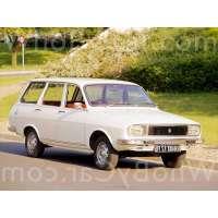 Поколение Renault 12 5 дв. универсал