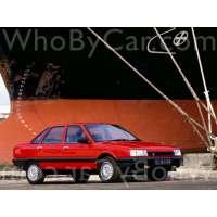 Поколение Renault 21 седан