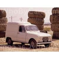 Поколение Renault 4 фургон