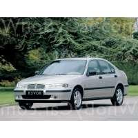 Поколение Rover 400 II (HH-R) седан