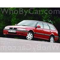 Поколение Rover 400 I (R8) 5 дв. универсал