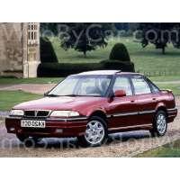 Поколение Rover 400 I (R8) седан