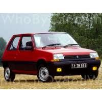 Поколение Renault 5 II 3 дв. хэтчбек