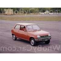 Поколение Renault 5 I 3 дв. хэтчбек