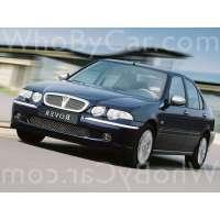 Поколение Rover 45 седан