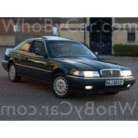 Поколение Rover 800 купе