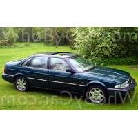 Поколение Rover 800 седан