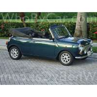 Поколение Rover Mini кабриолет