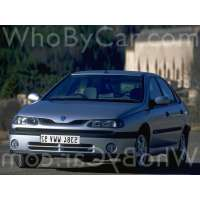 Поколение Renault Laguna I лифтбек