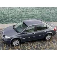 Поколение Renault Megane II седан рестайлинг