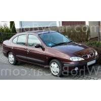 Поколение Renault Megane I седан рестайлинг