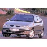 Поколение Renault Megane I 5 дв. хэтчбек рестайлинг