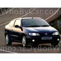 Поколение Renault Megane I купе