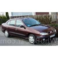 Поколение Renault Megane I седан