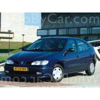 Поколение Renault Megane I 5 дв. хэтчбек