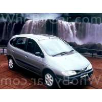 Поколение Renault Scenic I