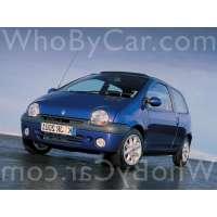 Поколение автомобиля Renault Twingo I