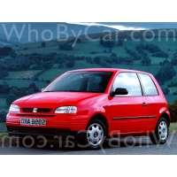 Поколение SEAT Arosa I