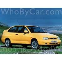 Поколение SEAT Cordoba I купе