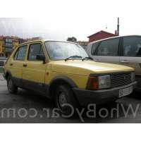 Поколение SEAT Fura 5 дв. хэтчбек