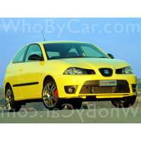 Поколение SEAT Ibiza Cupra III