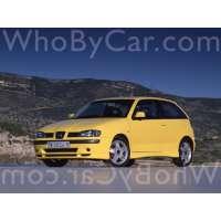 Поколение SEAT Ibiza Cupra II рестайлинг