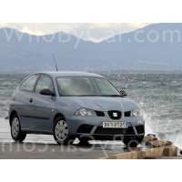 Поколение SEAT Ibiza III 3 дв. хэтчбек рестайлинг